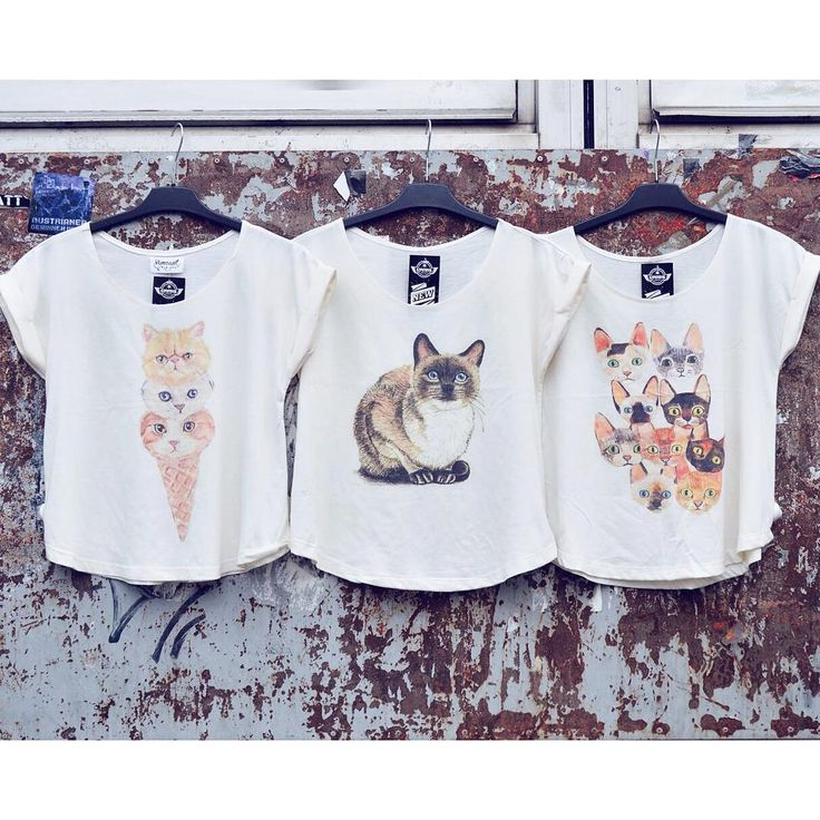 Cats rule the world cat inspired unique graphic top szputnyikshop print icecream #streetstyle kitty