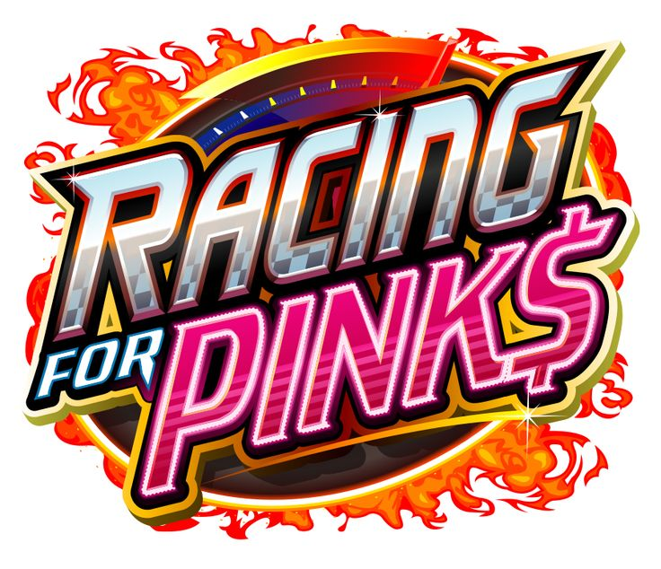 Race for Pink$ and win at the #casino