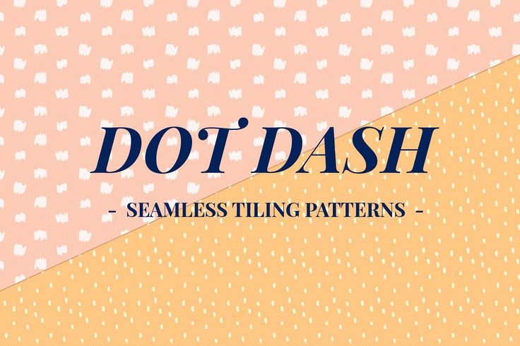 Dot Dash is for designers looking to create eye catching work with ease & simplicity. With 10 repeating and completely editable patterns, creating beautiful work has never been easier! by Jenna Maxfield $7 affiliate