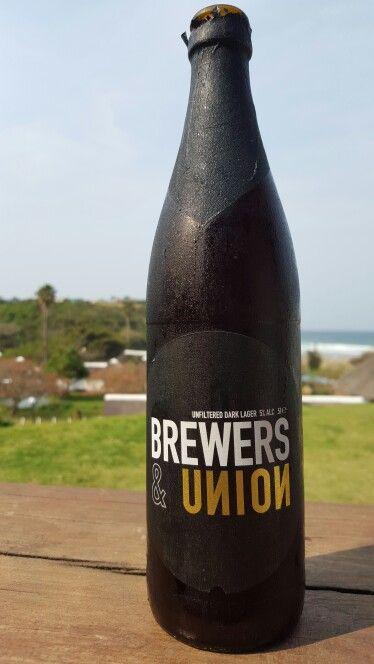 #Brewers&Union #darklager #craftbeer @andUnion