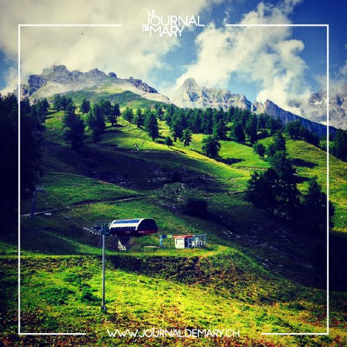 Ovronnaz, Switzerland @ovronnaztourism