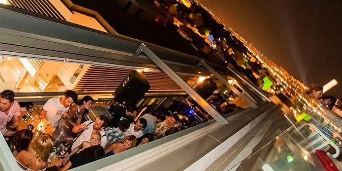 Τα καλύτερα μπαρ με υπέροχη θέα στην Αθήνα
