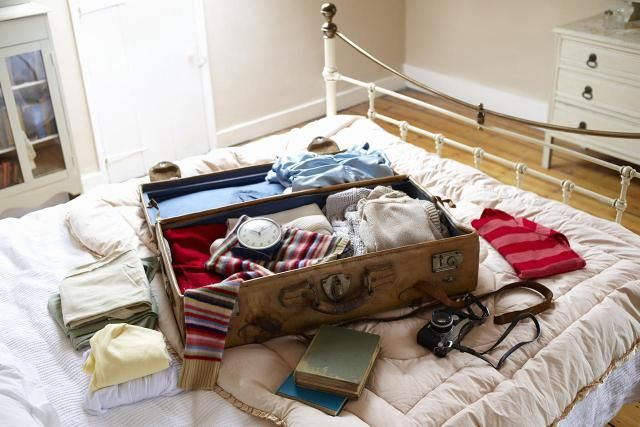 Consult this vacation packing checklist before your trip so you don't leave home without crucial items.