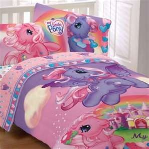 My Little Pony Bed Set