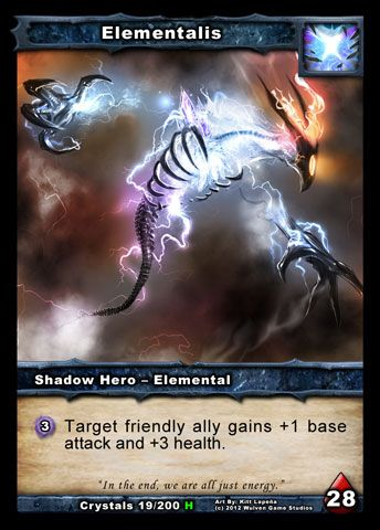 Quickmatch Spotlight - shadowera.net What are the top decks in Shadow Era? This balanced trading card game has a lot of different Heroes in the highest ranking.