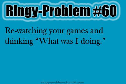 RINGYPROBLEMS
