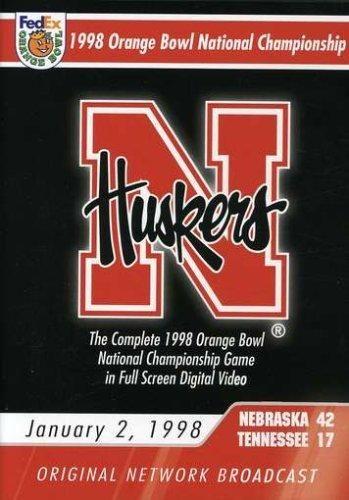 Artist Not Provided & Nebraska Football - 1998 Orange Bowl National Championship Game