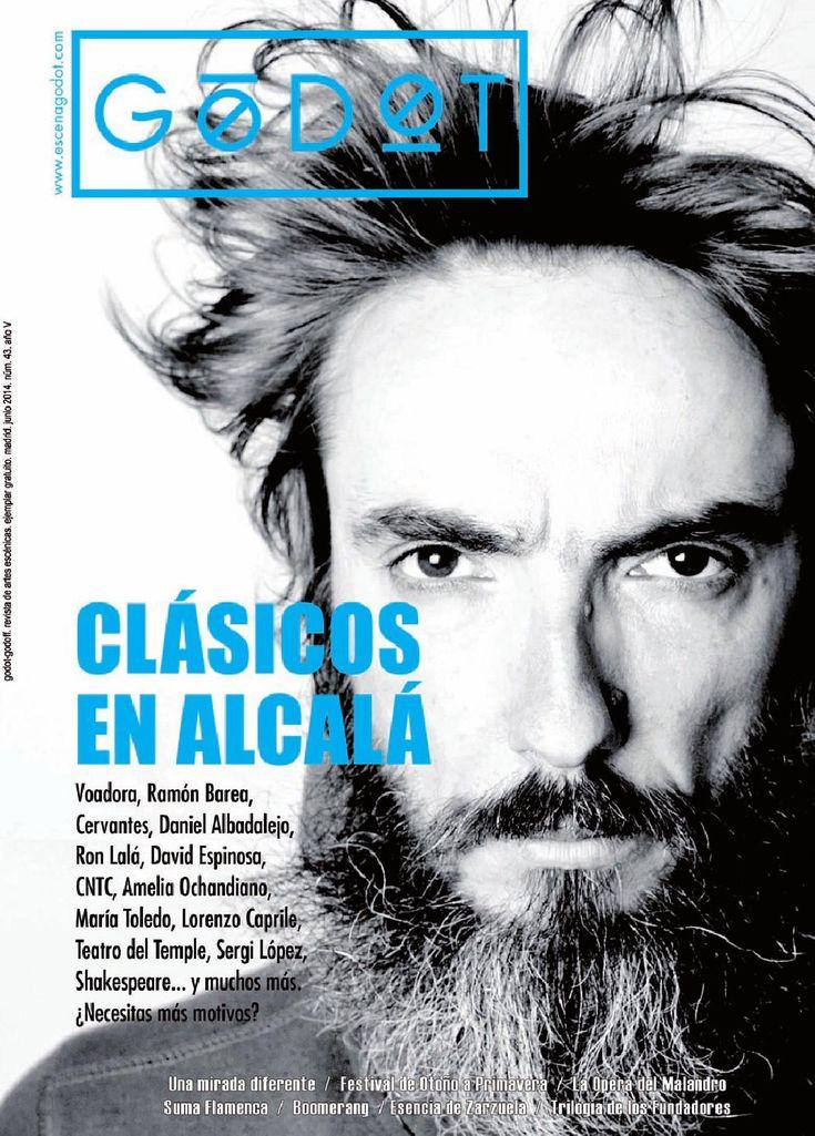 Godot Junio 14  Revista de Artes Escénicas de Madrid. Teatro, música, danza, lírica, circo, familiar. Cartelera teatral completa.