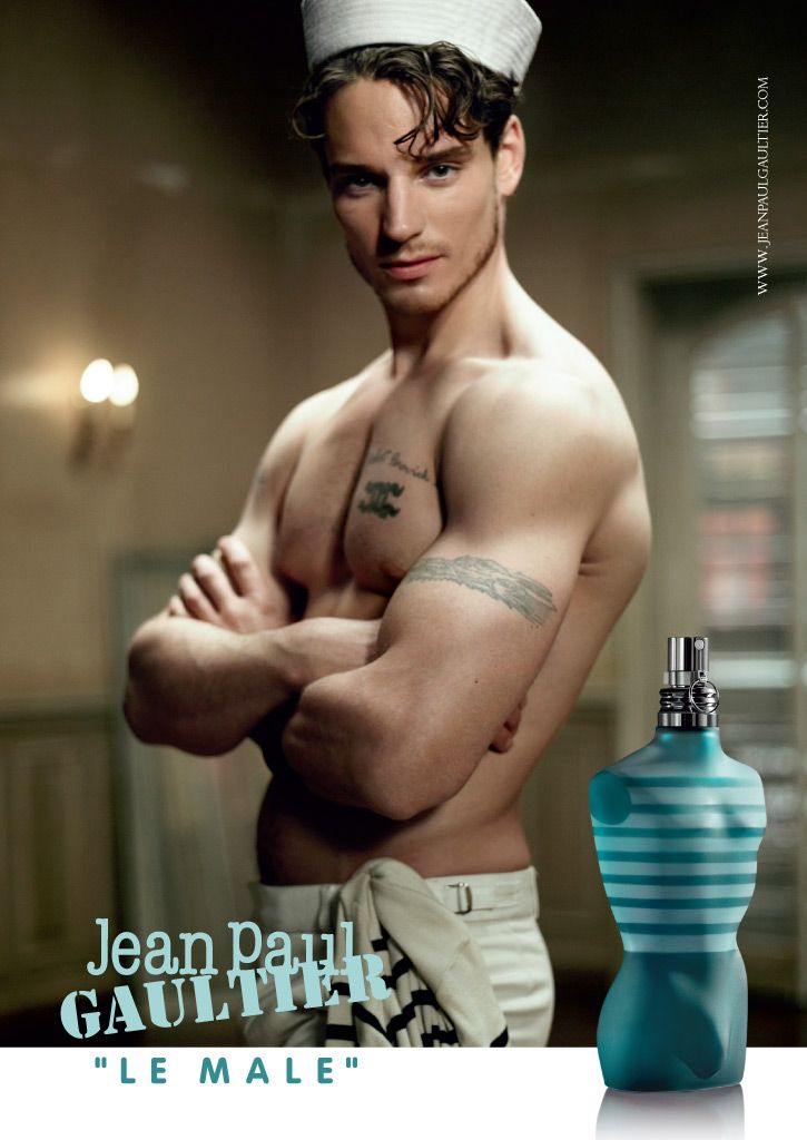 Le Male Fragrance Ads Pinterest Jean Paul Gaultier