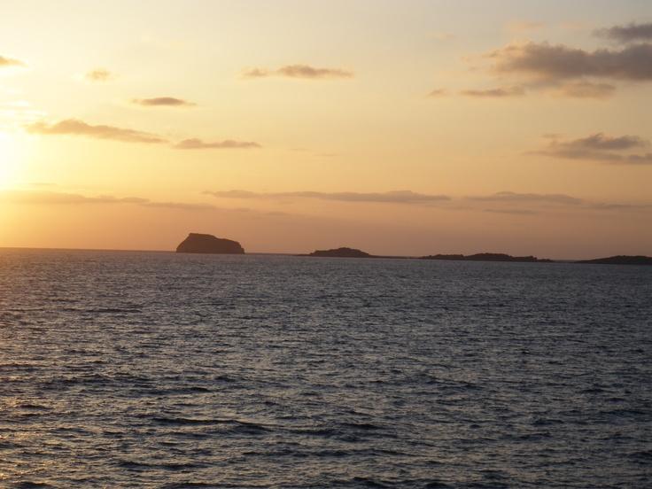 Sunset, Kasos