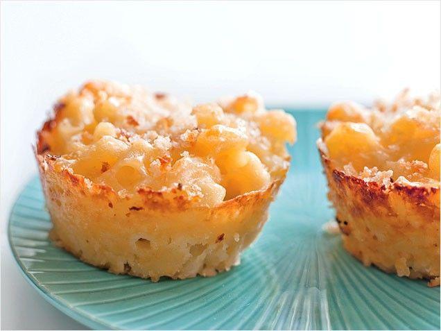 Mac n' Cheese Muffins