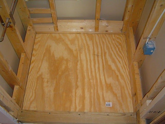 A Properly Framed Shower Pan Base Is Critical For A Building A Leak Free  Mortar Shower Pan. Mortar Shower Pans Are Commonly Used In Custom Ceramic  Tile ...