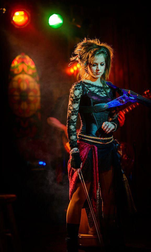 Lindsey Stirling does a FABULOUS cover/medley of the Phantom of the Opera. TWO OF MY FAVORITE THINGS COMBINED, LINDSEY AND PHANTOM.