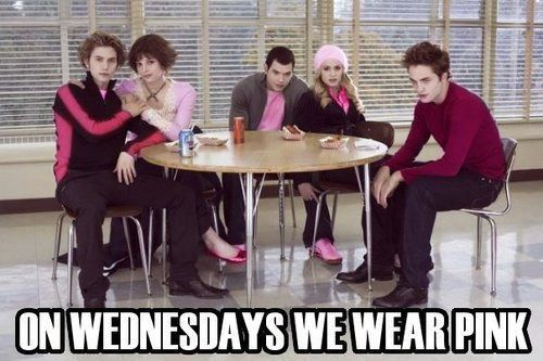 "This Mean Girls reference. | 14 Hilarious Jokes About ""Twilight"""