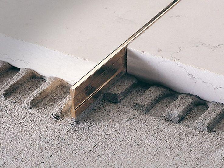 Separation joint profile for grinding/polishing LINETEC PT Linetec Line by PROFILITEC