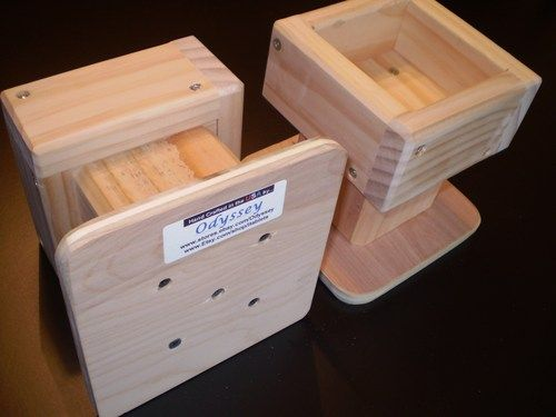 Best Bed Risers 4 Inch All Wood Construction Un Finished 400 x 300