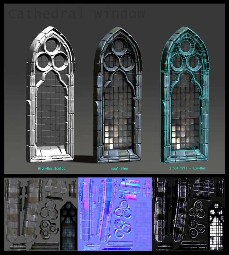 Tim Spanjer - 3D Environment Art