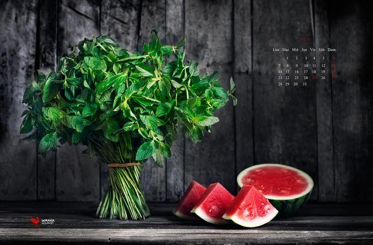 Nuestro Calendario Julio 2014 | La Granja Gourmet