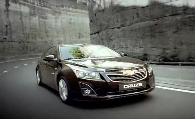 2013 Chevrlotte Cruze Chevrolet Cars Info 2013 New Chevrolet