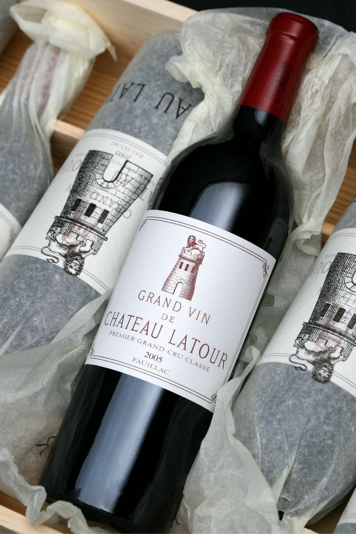 CHÂTEAU LATOUR 2006 - PAUILLAC.  #VinMillesima #Pauillac #Latour #Wine  (© Photo : Millesima)