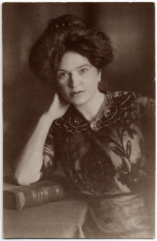 This lovely lady is Aspazija -a Latvian poet, playwright and politician.  She was born in a well to do family on 16 March 1865 in the then Russian Empire. She wrote several wonderful plays about struggle of women and wonderful poetry. She was married...