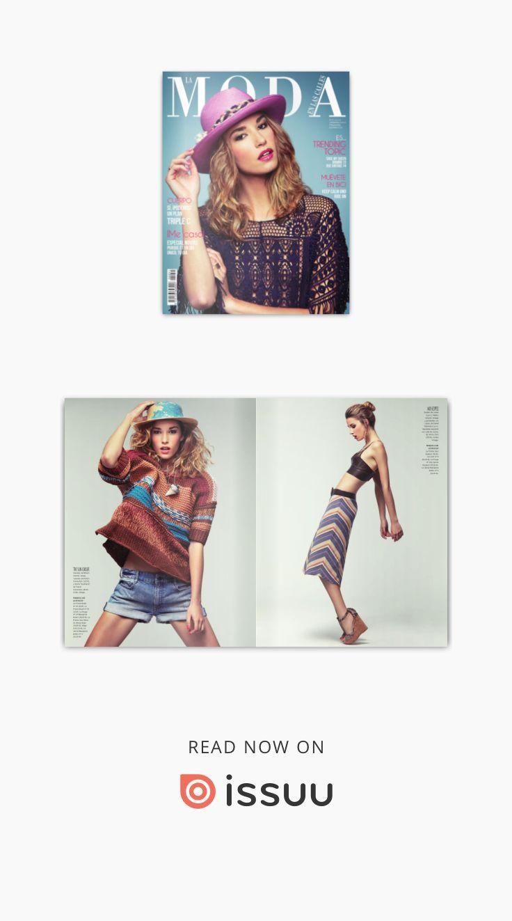 Revista femenina Lifestyle con moda, belleza, tendencias, estilo, viajes, deco, coaching, ¡y todas las novedades para una primavera 10!