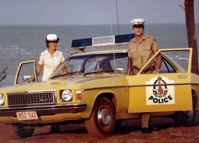 Northern Territory Police 1970s