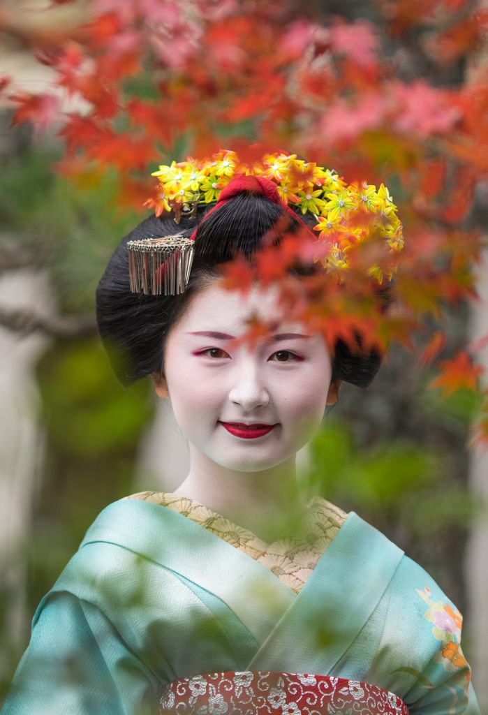 Fukuno, Kawayoshi Okiya, Miyagawacho