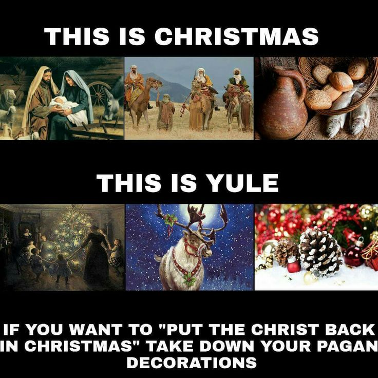 I don't at all mind them being used but just please don't bully me for celebrating my religious holiday while you're covered in my religious stuff! Let's just go with love is the reason for the season and be nice to each other. I don't bother you, don't bother me.