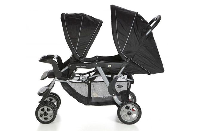 10 of the best tandem prams: VeeBee Tandem Pram | Mum's Grapevine
