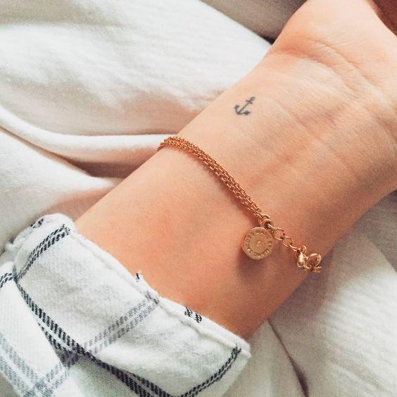 Depois Dos Quinze | Inspiração: tatuagens bem pequenininhas