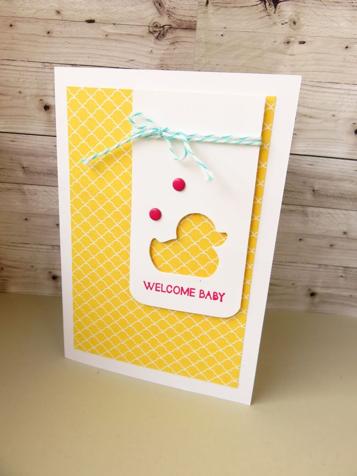 Stampin Utopia Bestel Stampin' Up! Hier; Stampin' Up! baby's first framelits baby card, brights paperstack