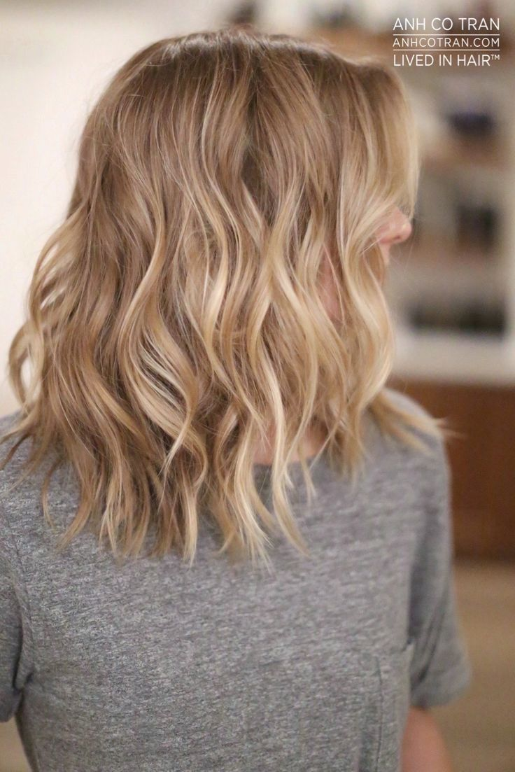 warm blonde hair ideas