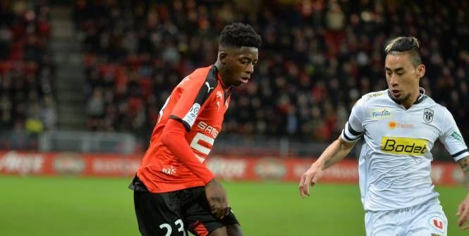 Le Stade Rennais a battu le SCO Angers (1-0) ce vendredi au terme d'un match pauvre en occasions.