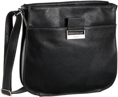 GERRY WEBER Talk Different Shoulder Bag Umhängetaschen quer Leder Damentasche