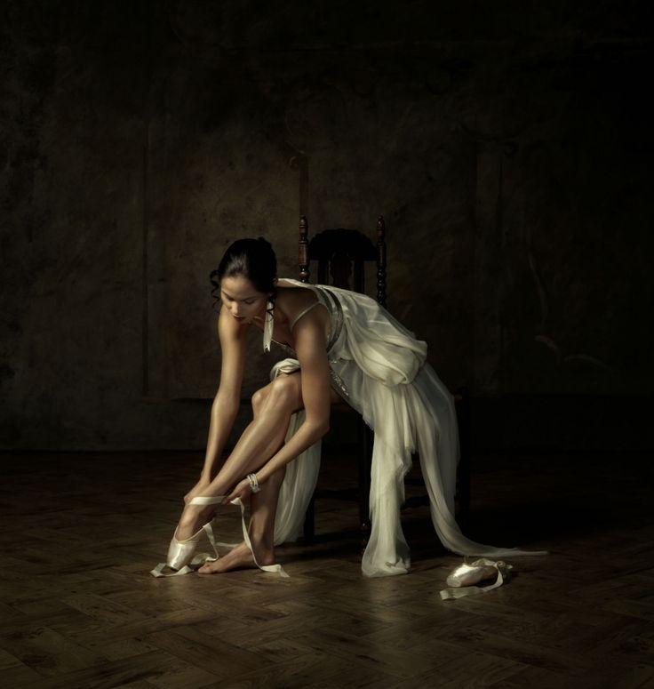 Erwin Olaf | Dutch National Ballet, Lady