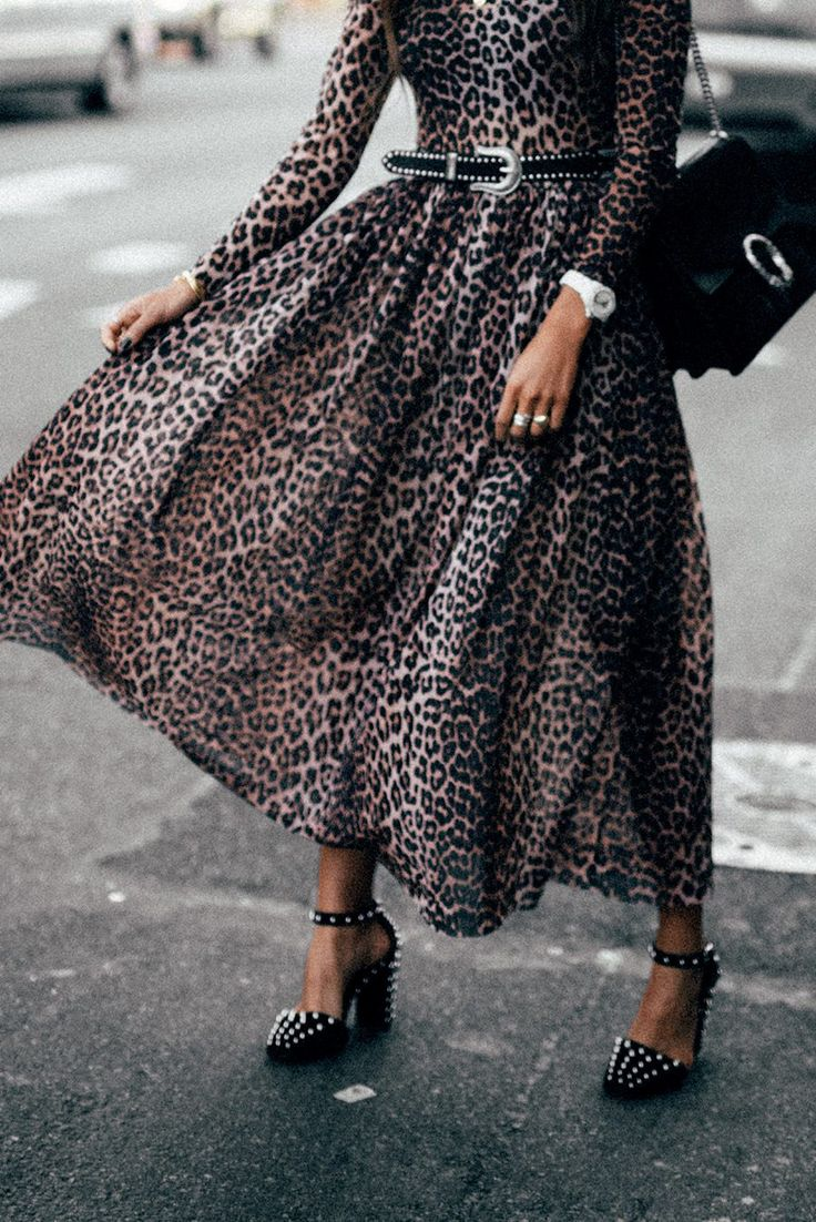 Best 25+ Animal print fashion ideas on Pinterest