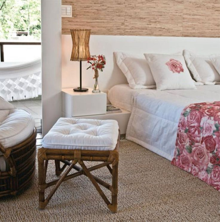 Bedroom Hotel Bedroom Decorating Ideas For Small Bedrooms Zen Bedroom Decor Bedroom Bay Window Treatments: 1000+ Images About Quarto Casal On Pinterest