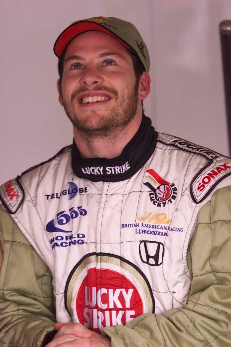 Jacques Villeneuve - Racecar Driver