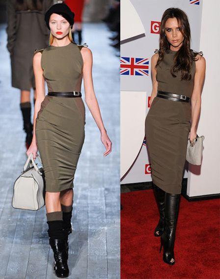 Victoria Beckham - Fall 2012: Work Outfits, Fall Wardrobe