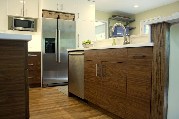 17 Best Images About Semihandmade Walnut Ikea Kitchens On
