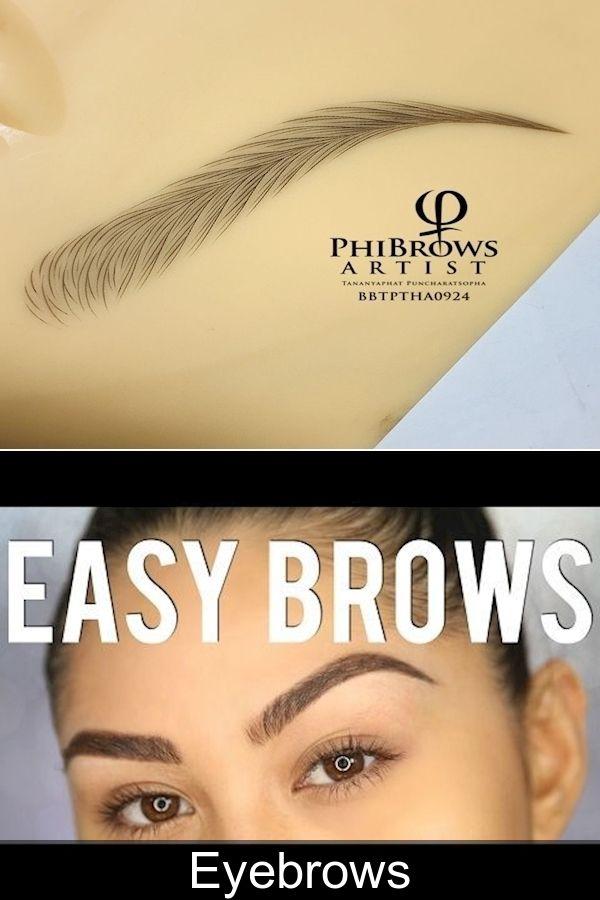 Eyebrow Tinting | Men Eyebrows | How To Properly Do ...