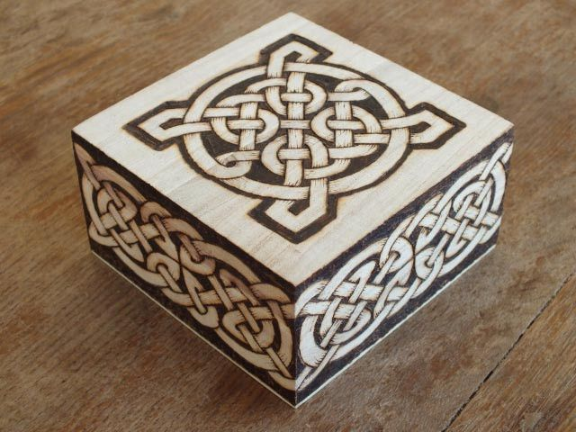Photo Collection Celtic Wood Burning Patterns