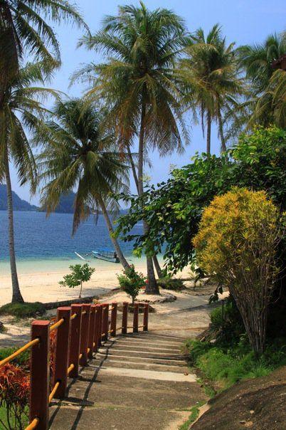 Sikuai Island, Indonesia