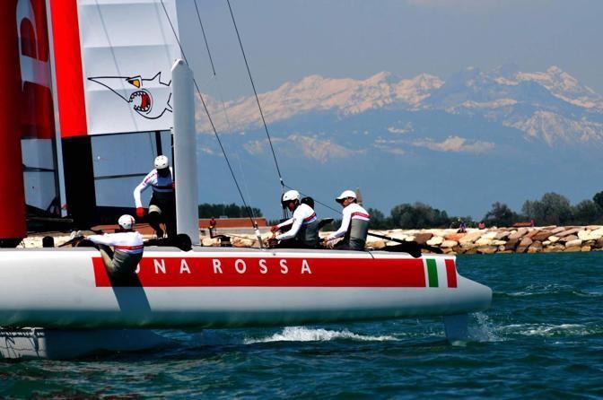 Venice - Veneto - Italy - LV AMERICA'S CUP