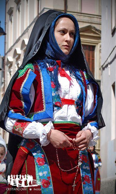 Europe | Festa di Sant'Efisio Sardinia, Italy | © Cristiano Cani