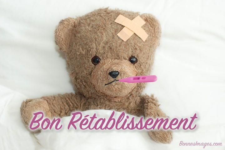 Bon Rétablissement #bonretablissement                                                                                                                                                                                 Plus