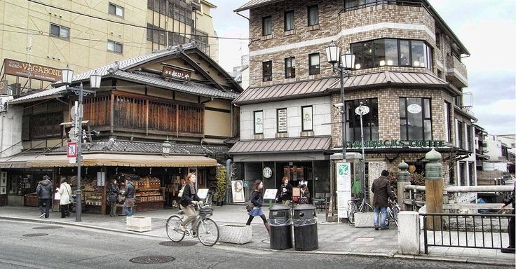 Kyoto walking tour