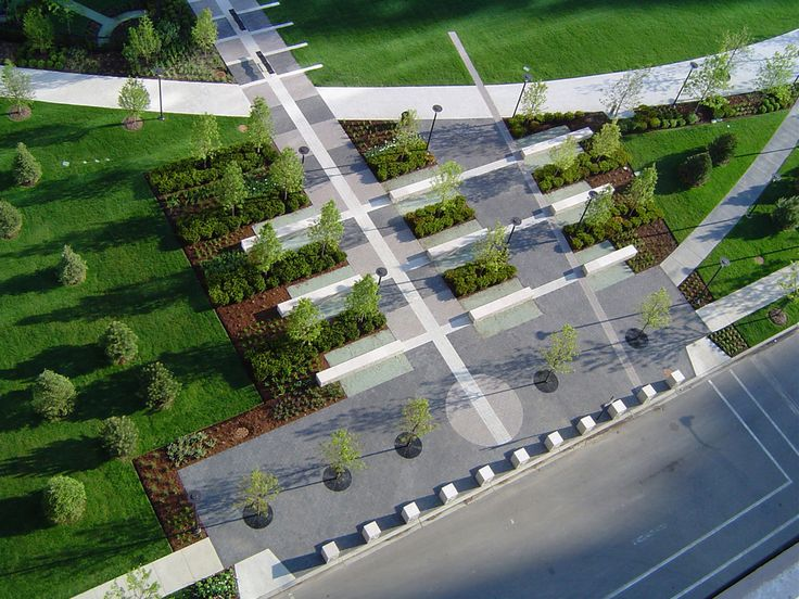 Linear landscape architecture google search legacy for Landscape design chicago