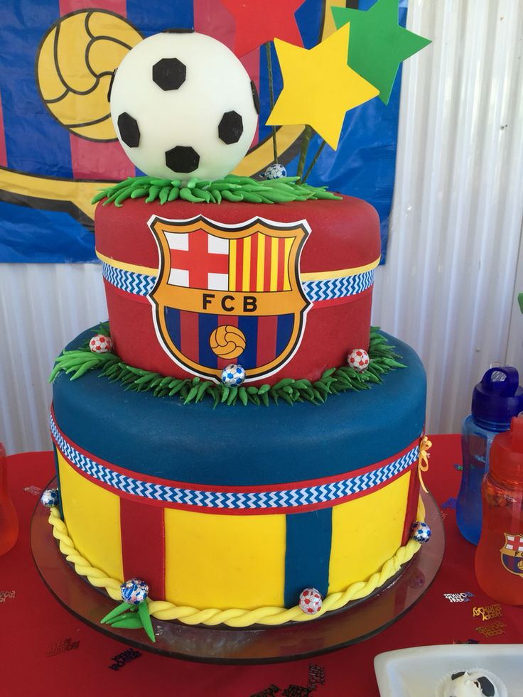 161 Best Images About Cumple Futbol On Pinterest Real